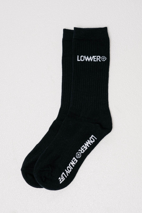 Easy Sock - Enjoy Life - Black