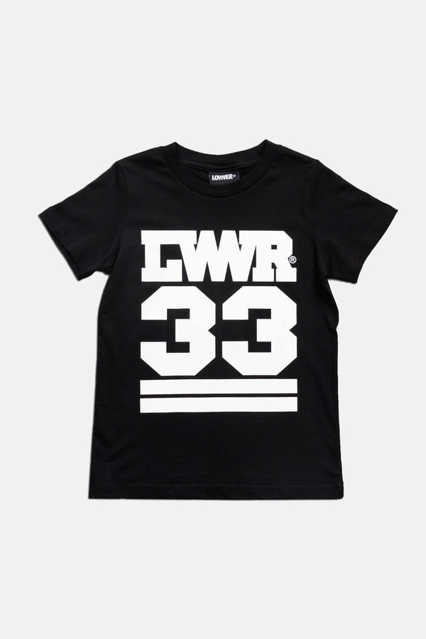 Kids/Youth Tee - Rosebowl - Black