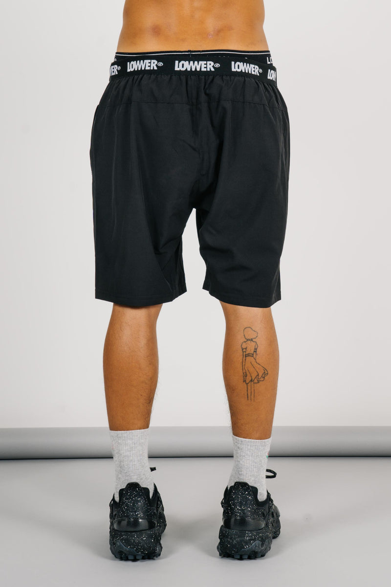 Gym Short - Funtura - Black