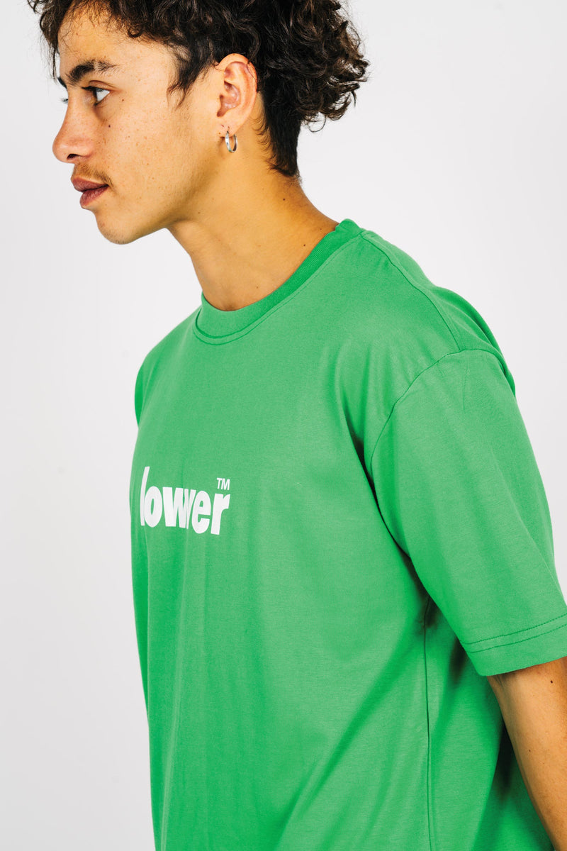 Standard Tee - Low Lock - Kelly Green