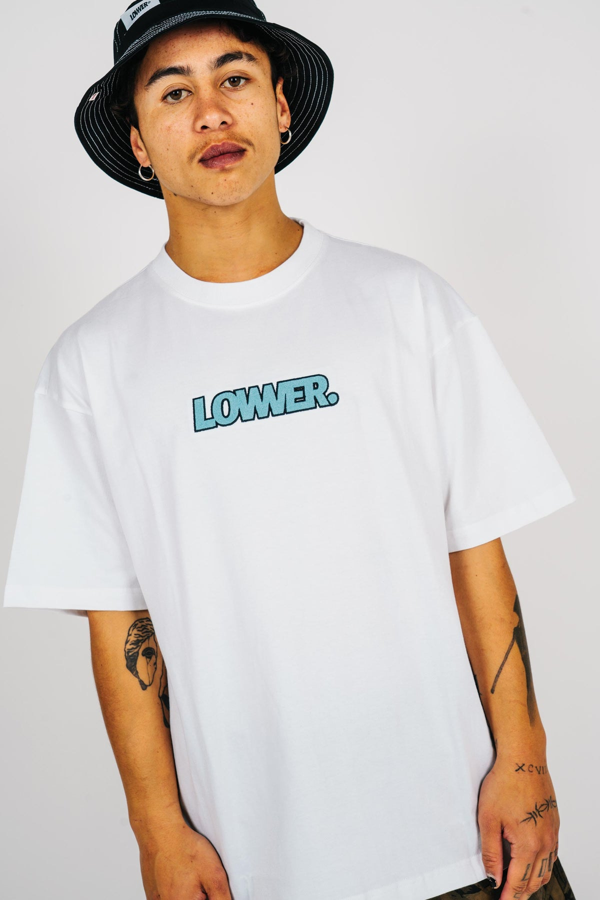 Mens '94 Tee - Nine - White