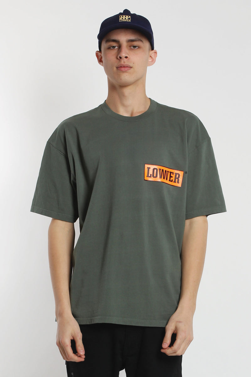 All Timer Box Tee - Green