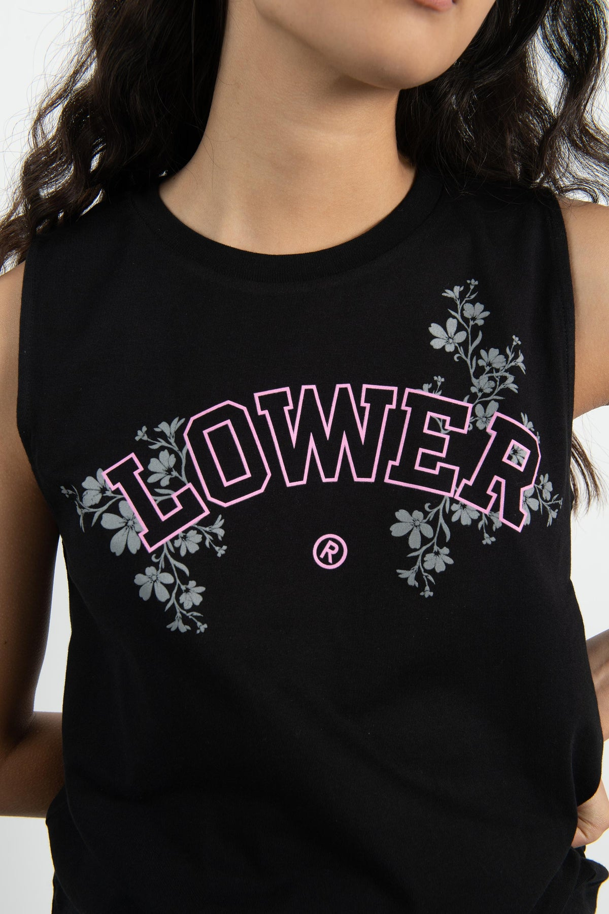 Womens Essential Tank - Bloom