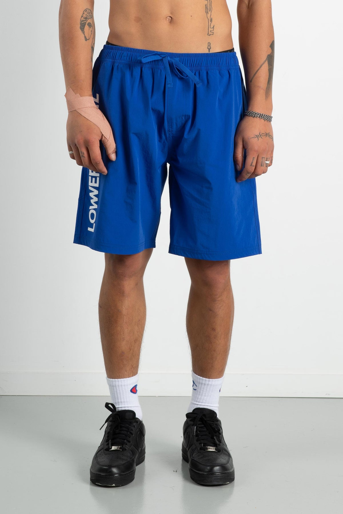 Mens So Cal Shorts - Logo - Blue