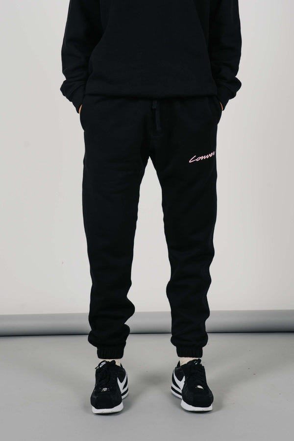 Heavy Trackpant - Carpenter - Black