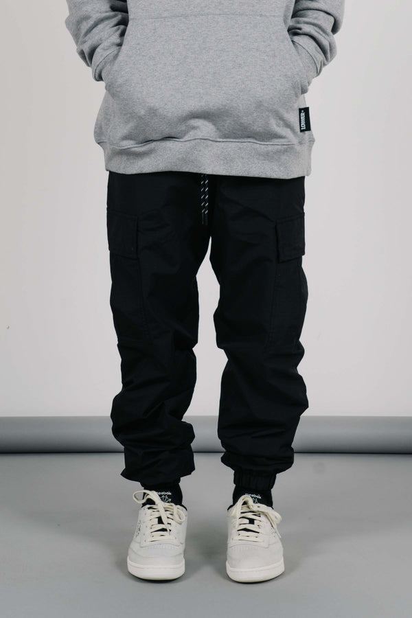 Cassell Pant - Phat Tag - Black