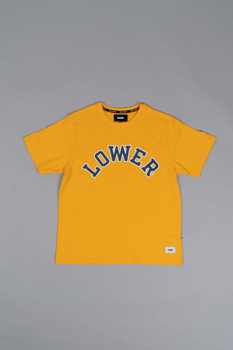 Channel Tee (Heavyweight Organic Cotton) - Champ - Gold Fusion