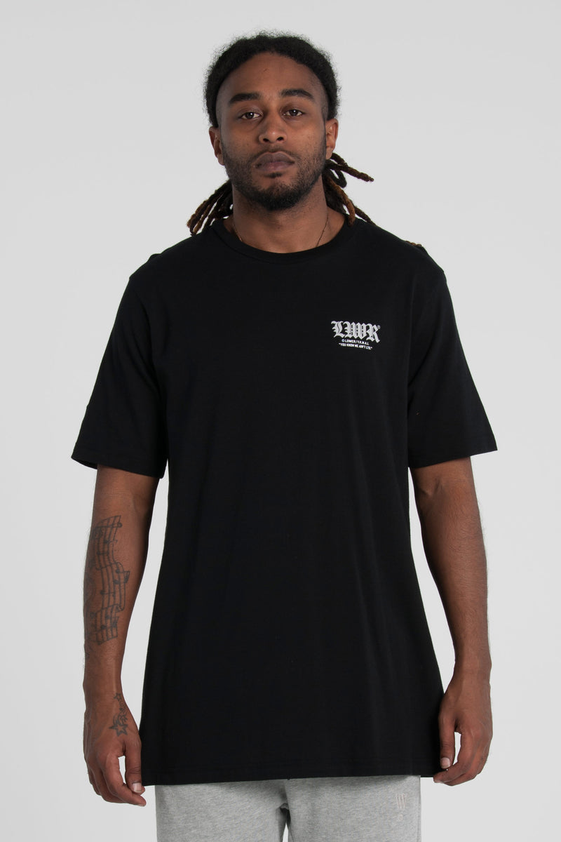 Crusader QRS Tee - Black