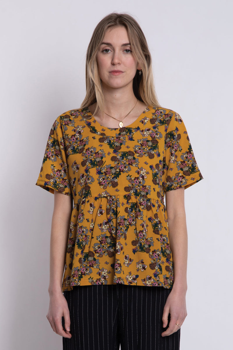 Carly Top - Floral