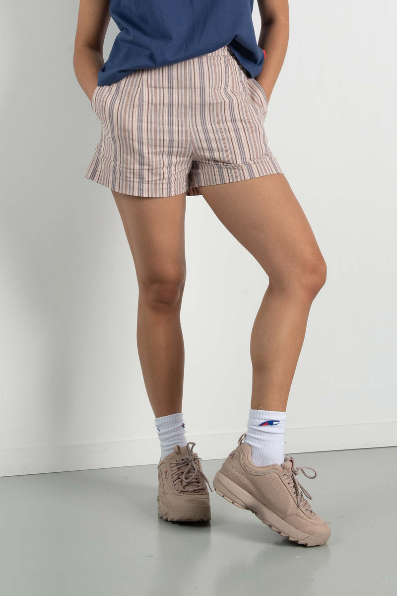 Womens Chelsea Short - Stripe