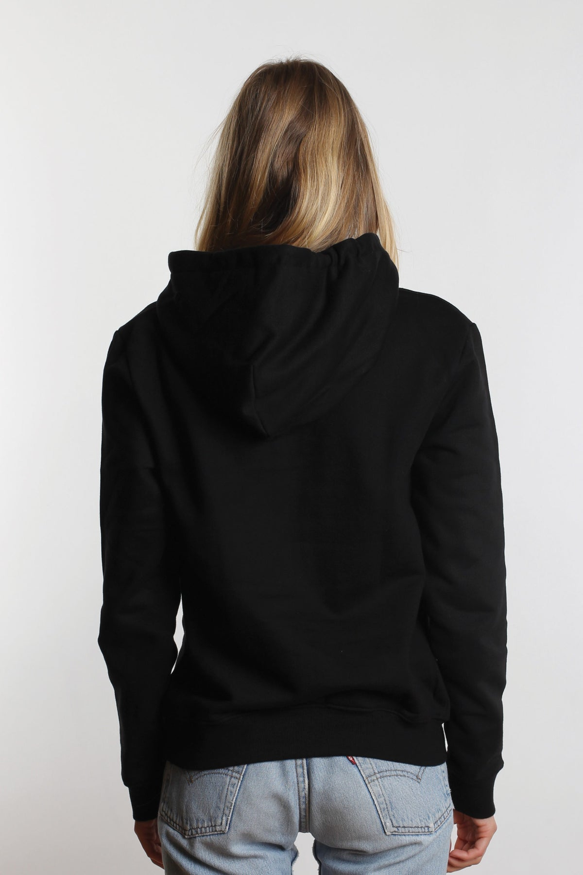 Cherry Ripe Hettie Hood - Black