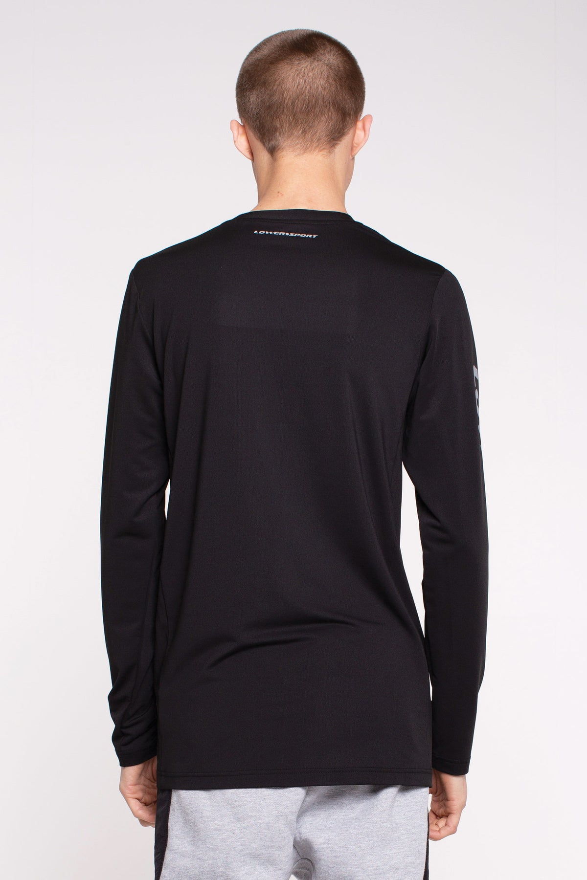 Contained Base Layer LS - Black