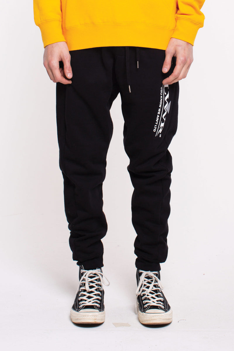 Cruiser Trackpant- Lominati - Black