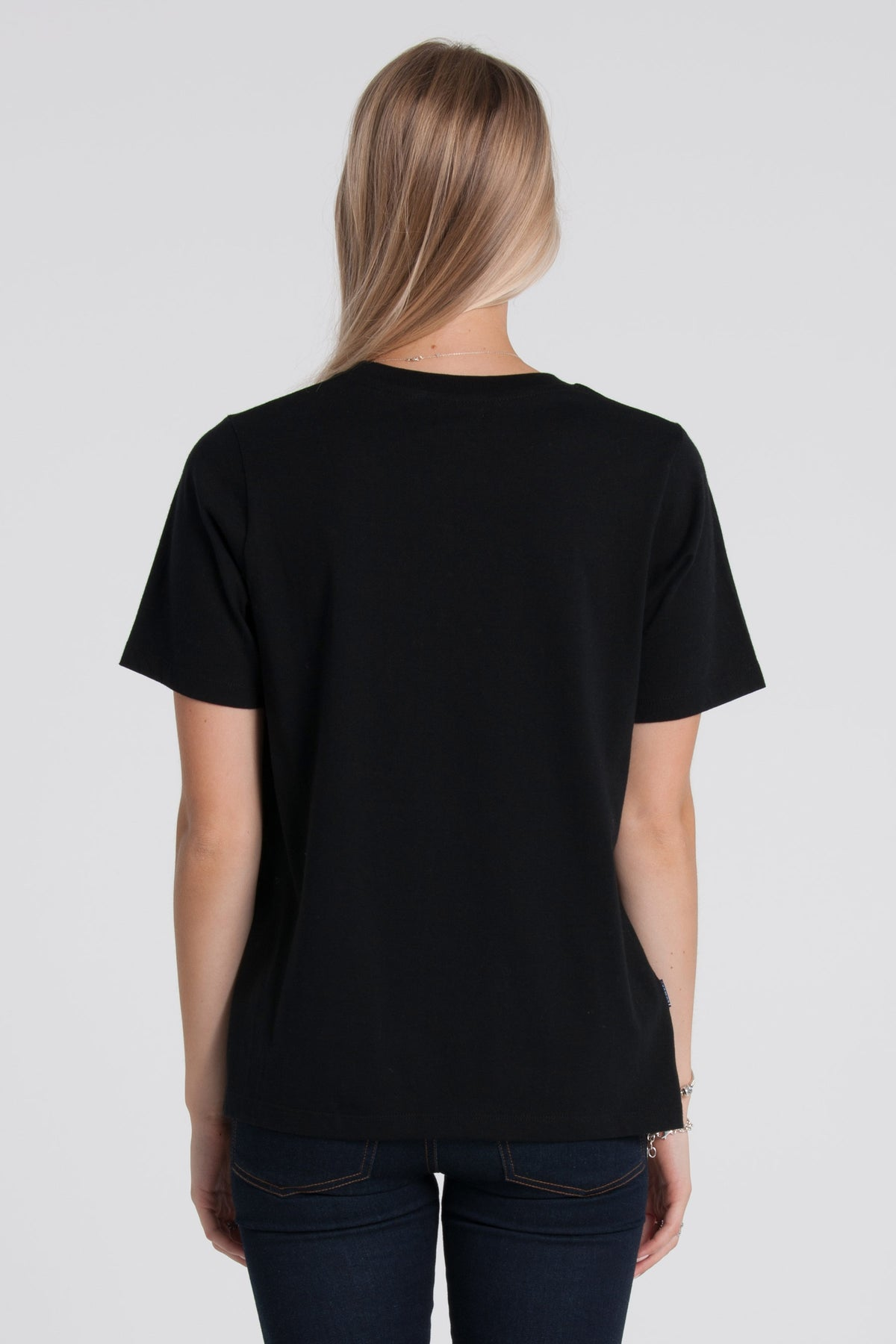 Eclipse Active Tee - Black