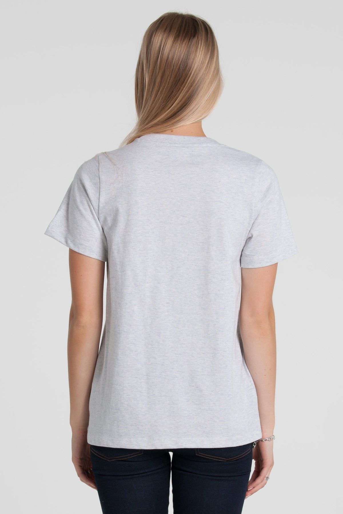 Eventide Active Tee - Silver Marle