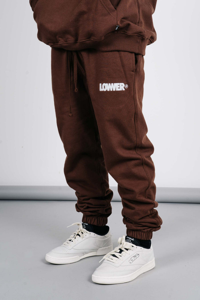 Heavy Trackpant - Funtura - Pyne Brown