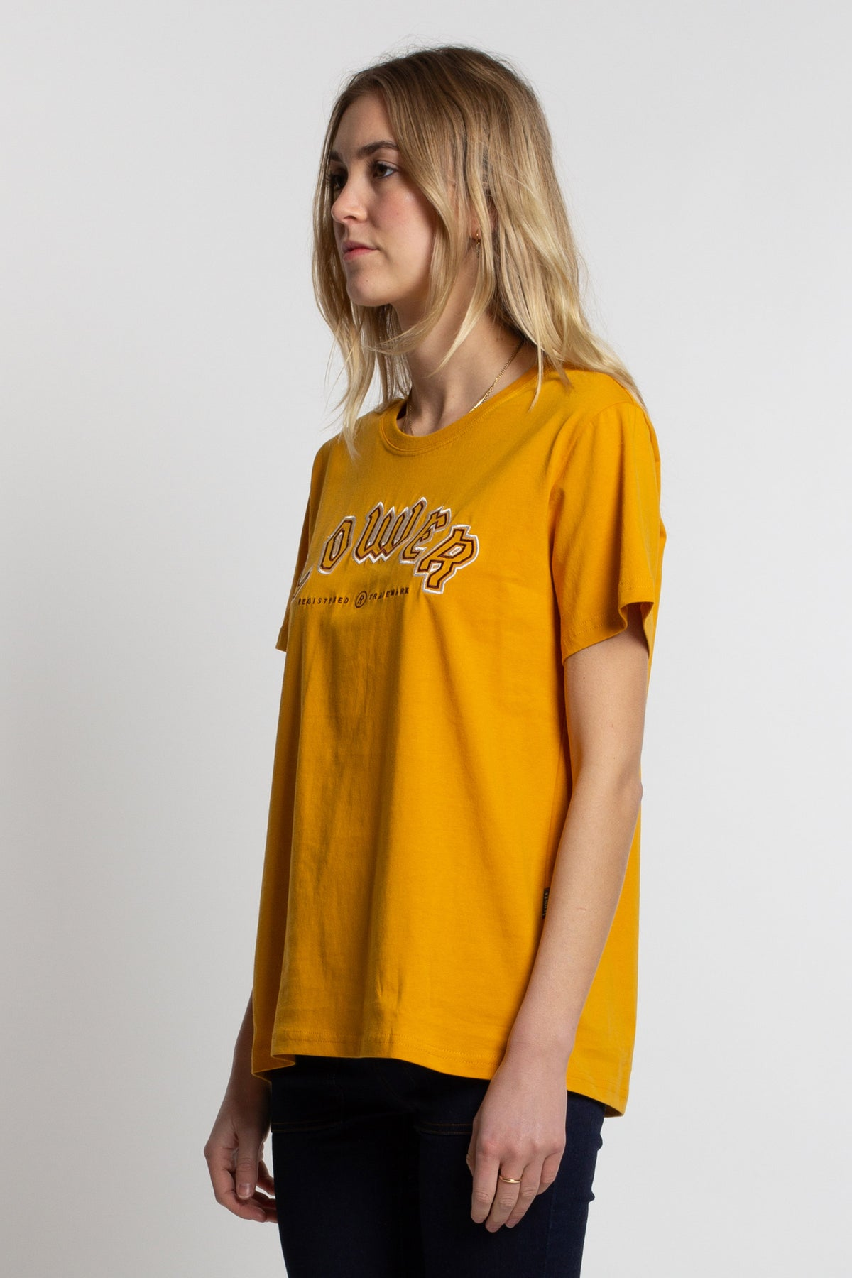 Factor Daily Tee - Gold