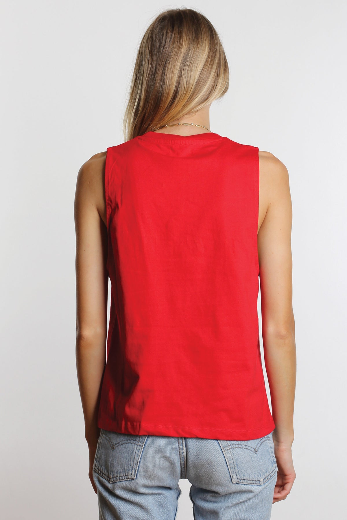 Factor Active Tank - Red