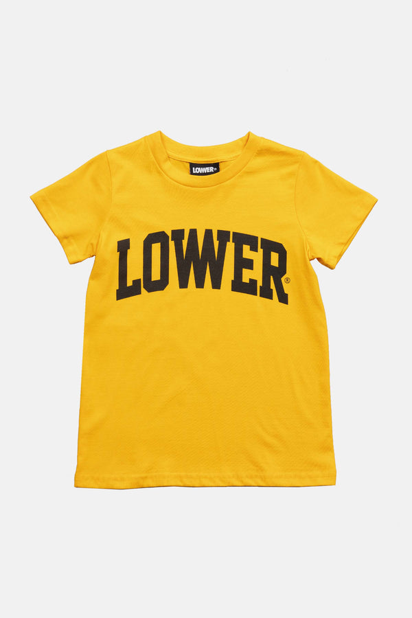 Kids/Youth Tee - Varsity - Gold