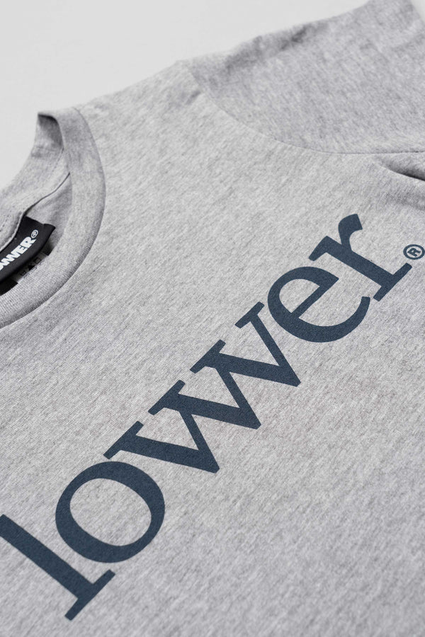 Kids/Youth Tee - Applebox - Grey Marle
