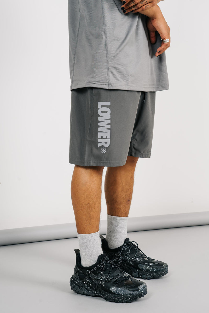 Gym Short - Funtura - Grey