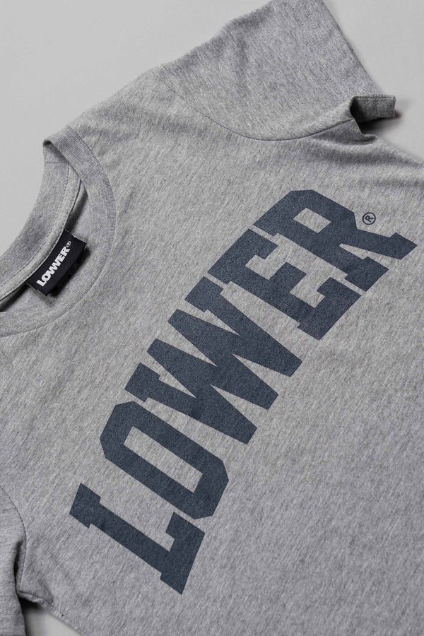 Kids/Youth Tee - Varsity - Grey Marle