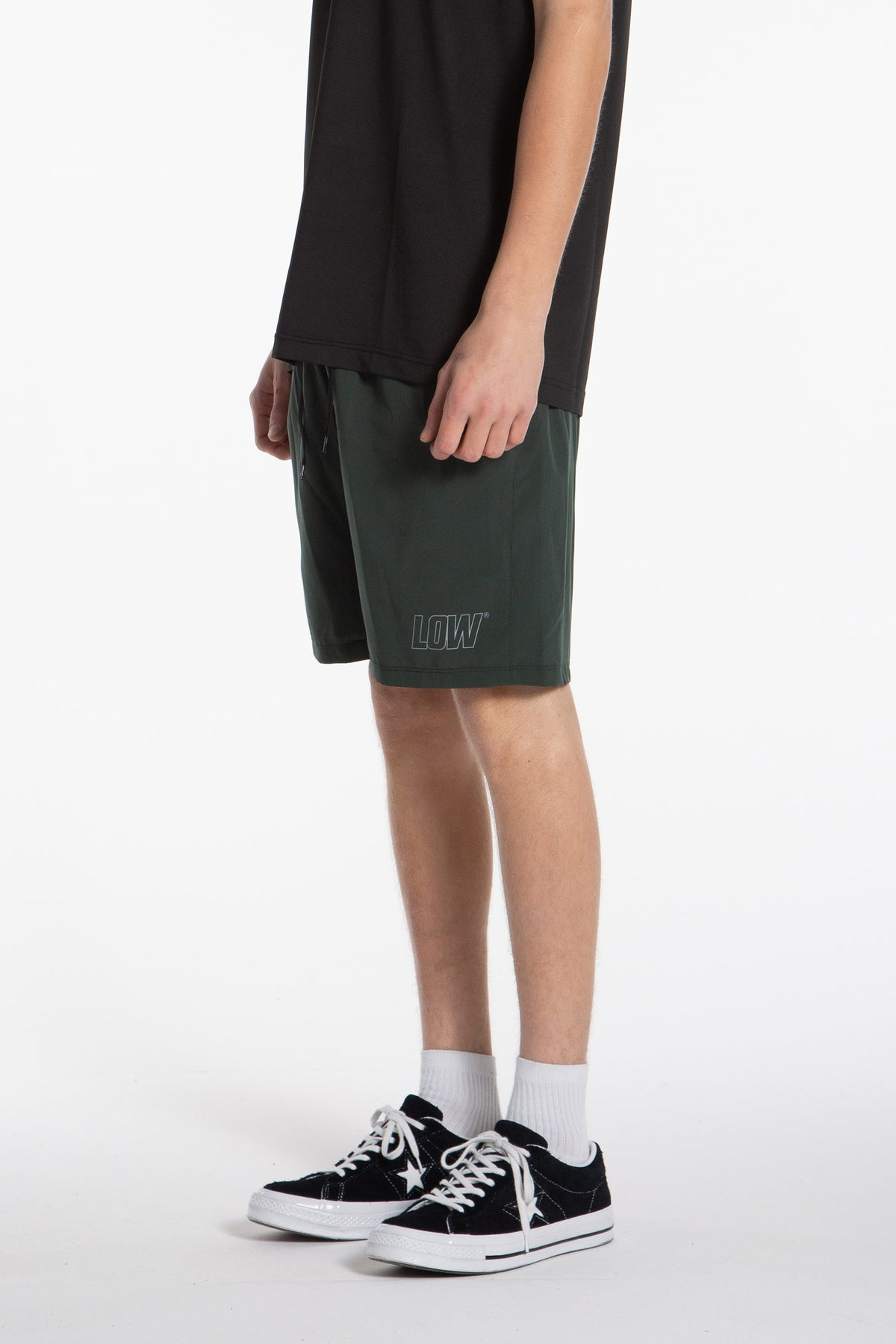 Low Giants Gym Shorts - Green