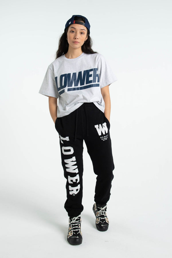 Womens Cropped Tee - Giants 2.0 - Silver