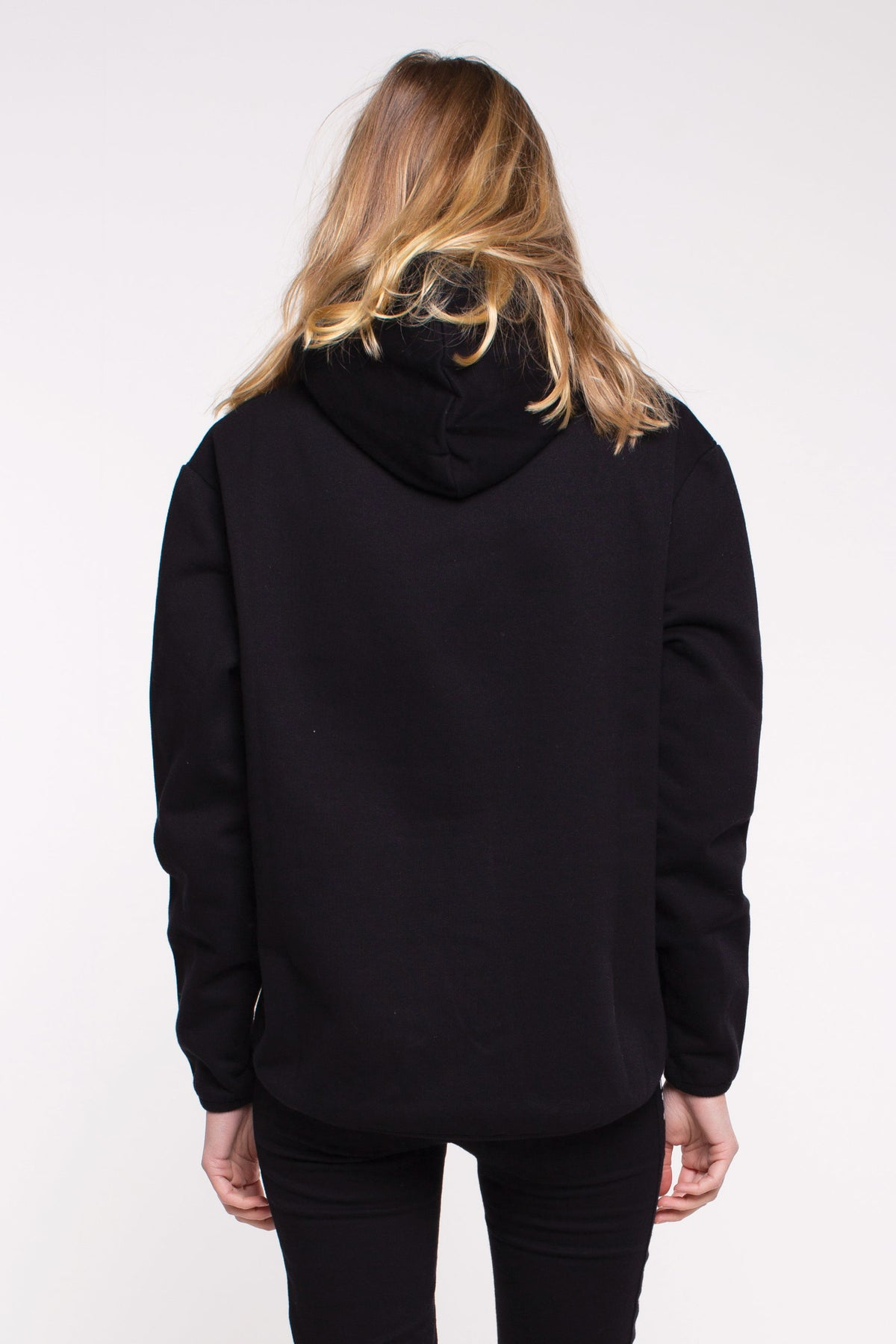 Gina Hood- Layered - Black