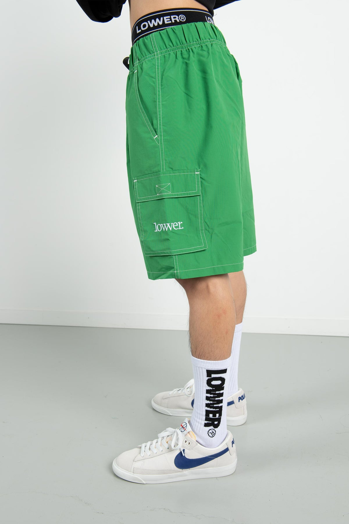 Unisex Shibuya Short - Applebox - Green