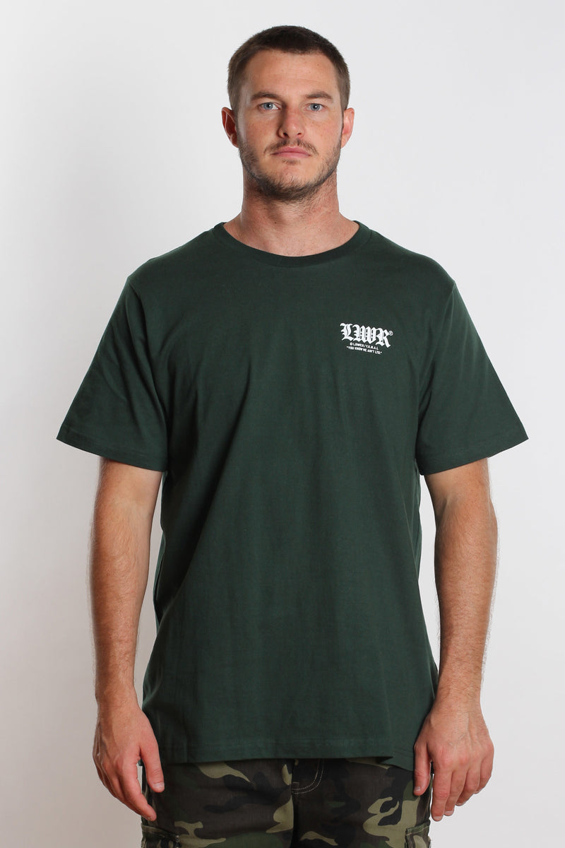 Crusader QRS Tee - Green