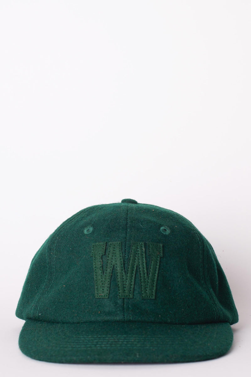 Field Cap - Green Felt