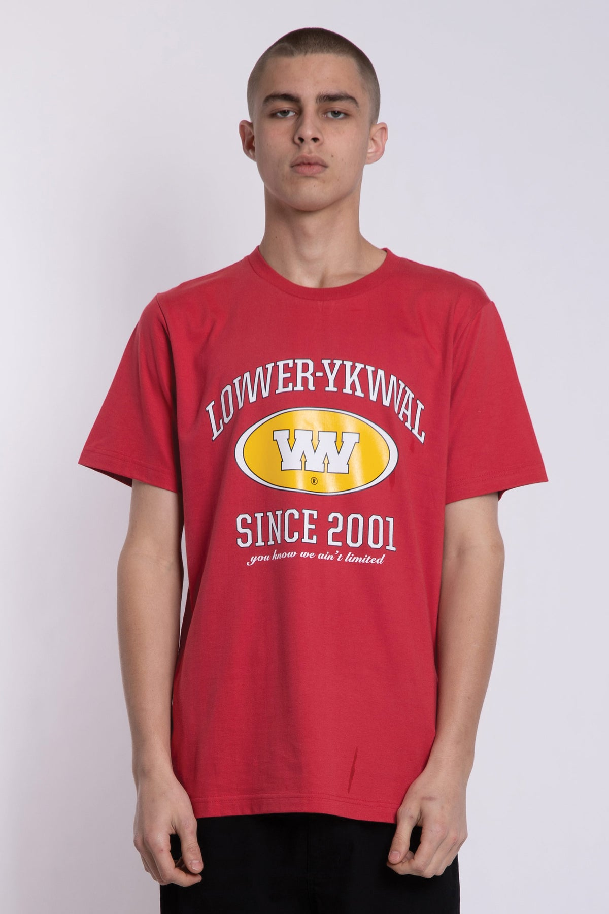 HiiPower QRS Tee - Red