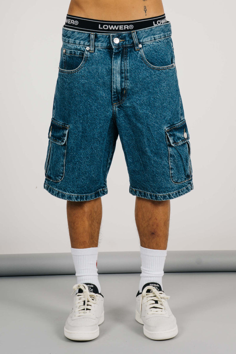 Hoss Short - Cali Blue Wash