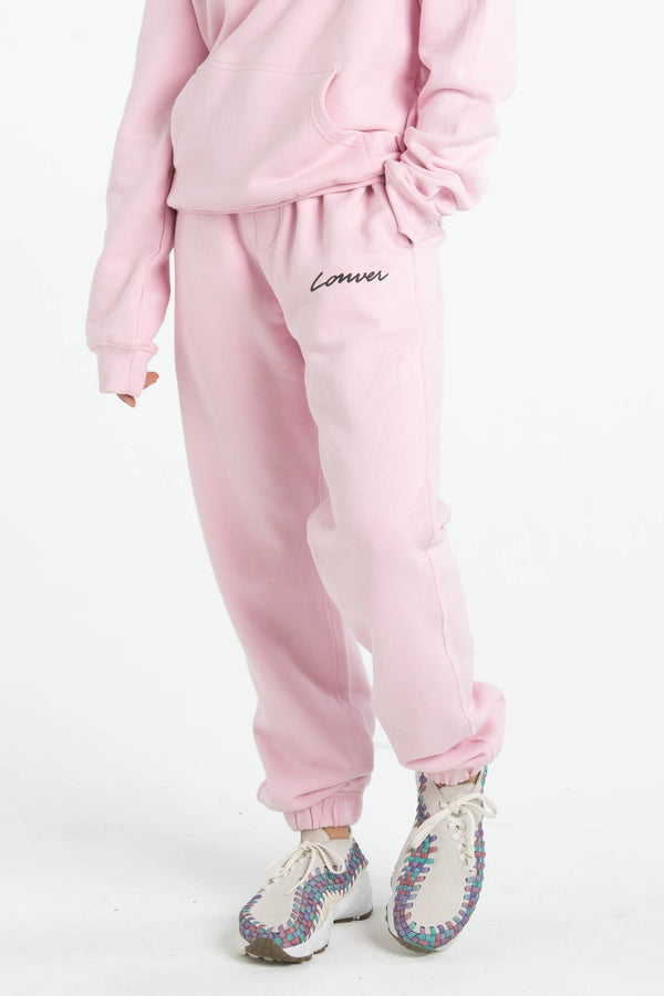 Heavy Trackpant - Carpenter - Pink