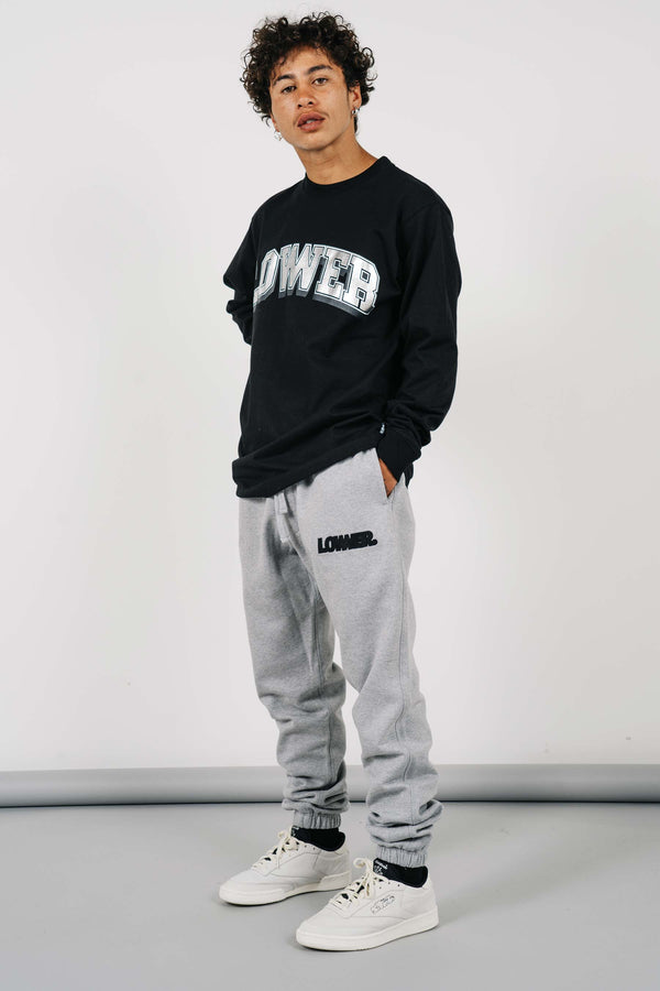 Heavy Trackpants - Ital - Sports Grey
