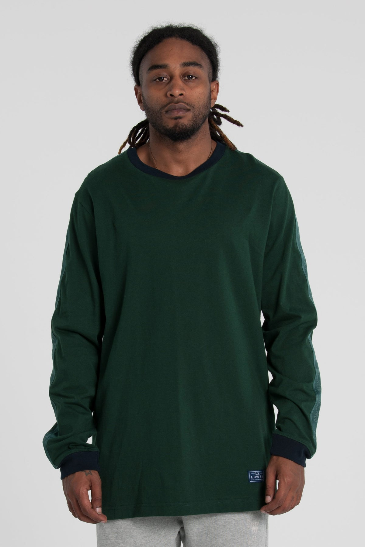 Javelin QRS Long Sleeve Tee - Pyne Green
