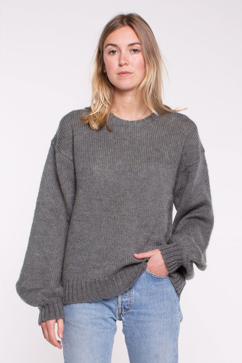 Jewel Knit - Dark Grey