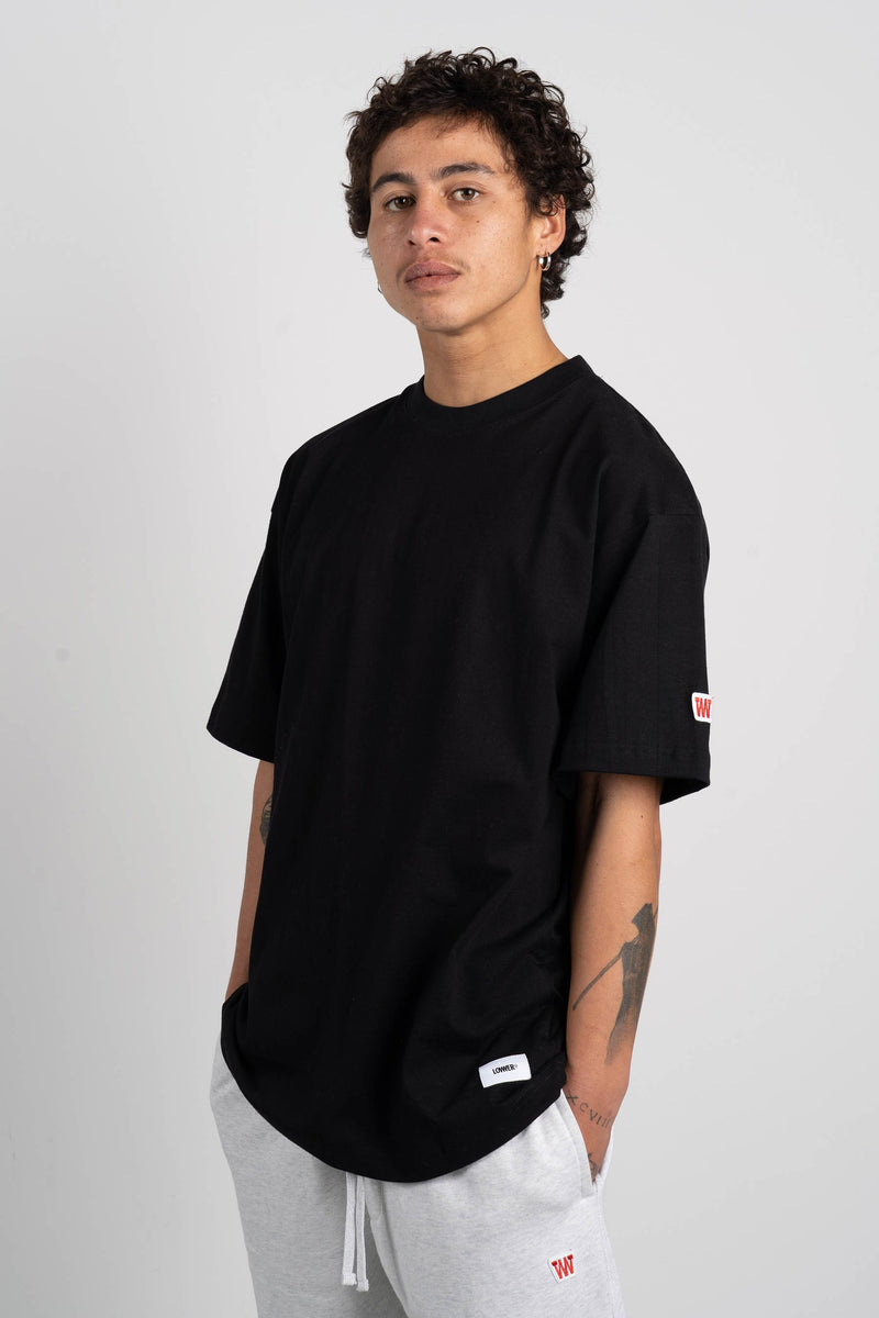 '94 Tee (Heavyweight Organic Cotton) - Washed Black
