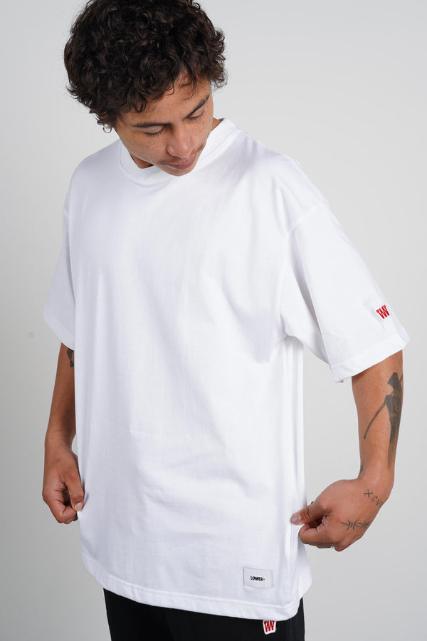 '94 Tee (Heavyweight Organic Cotton) - White