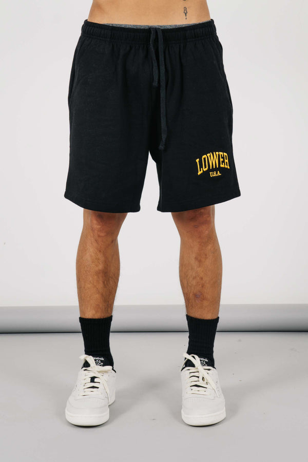 Heavy Living Shorts - Black - Low USA