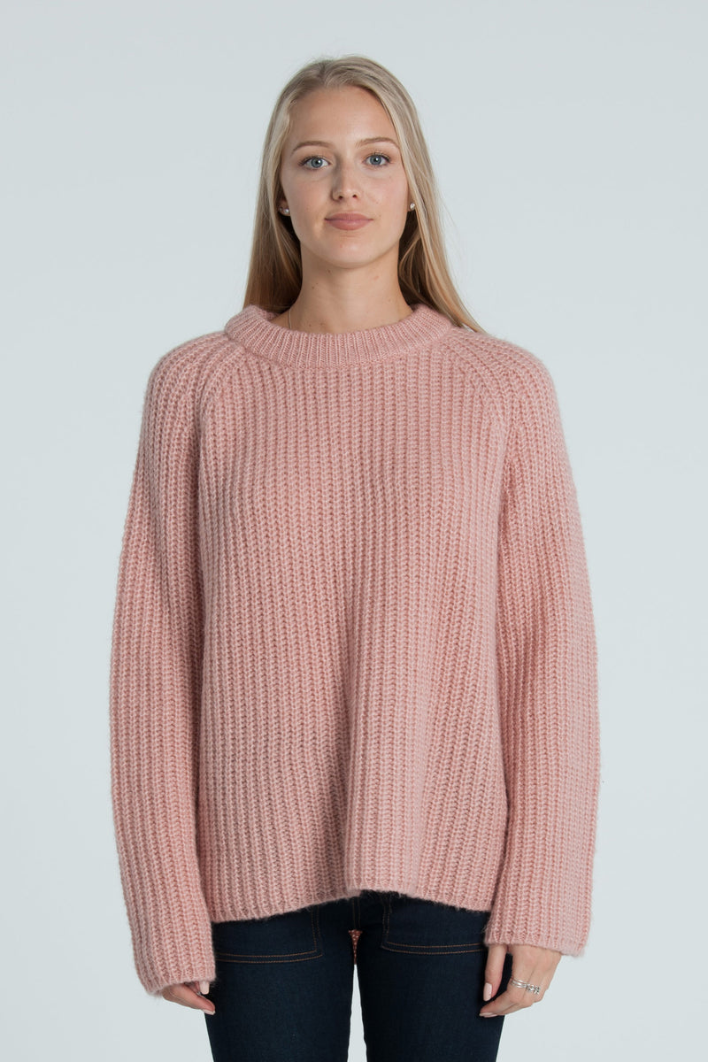 cf1a7e6b0db6a0 Lakey Knit Pink. Sold Out  139.99 Sold Out · Sale. Wordmark Tilly Crew -  Silver ...