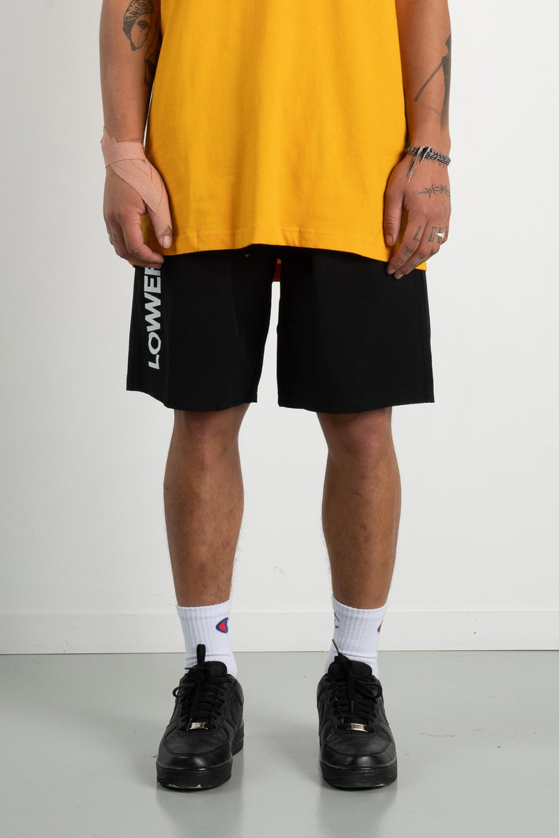 Mens So Cal Shorts - Logo - Black