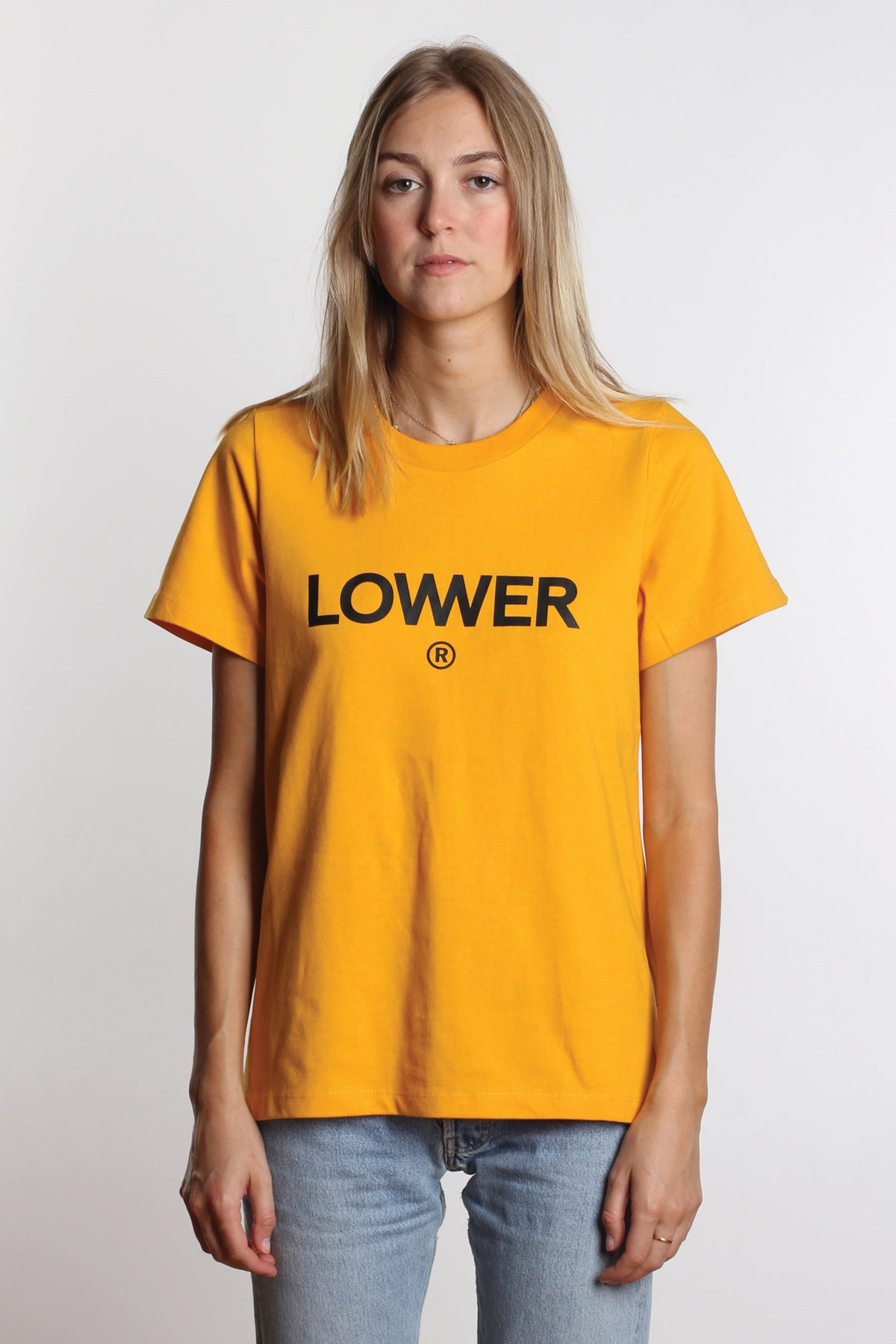 Logo Active Tee - Gold
