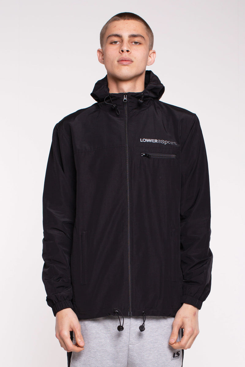Lower Sport Team Jacket - Black
