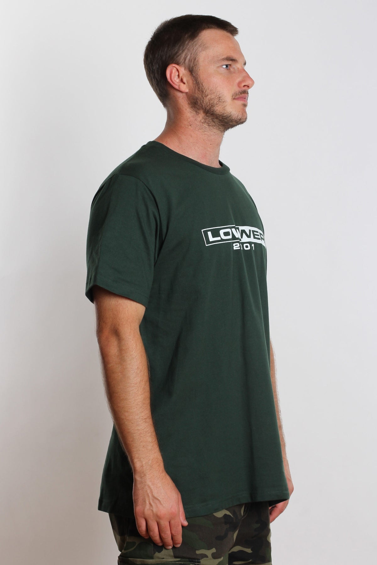 Luchini QRS Tee - Green