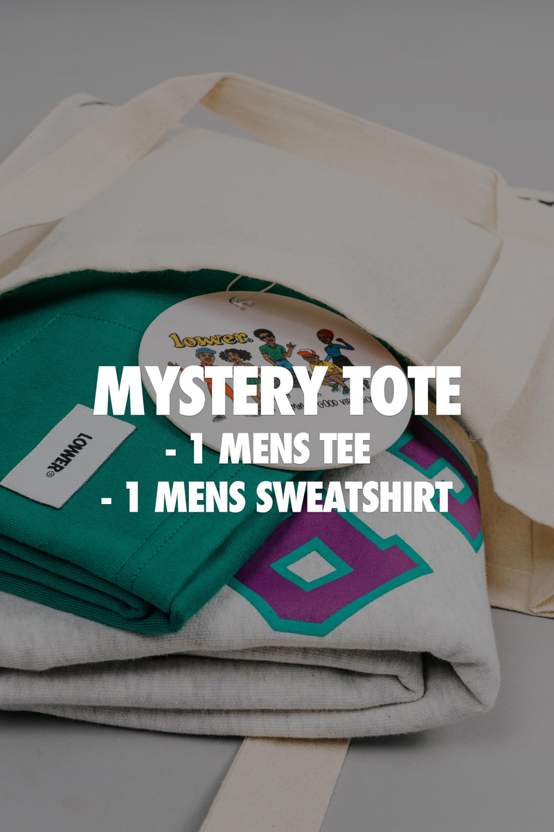 $139 Mens Mystery Combo Tote