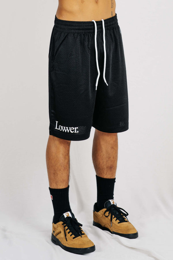 Mesh Short - NewApple - Black
