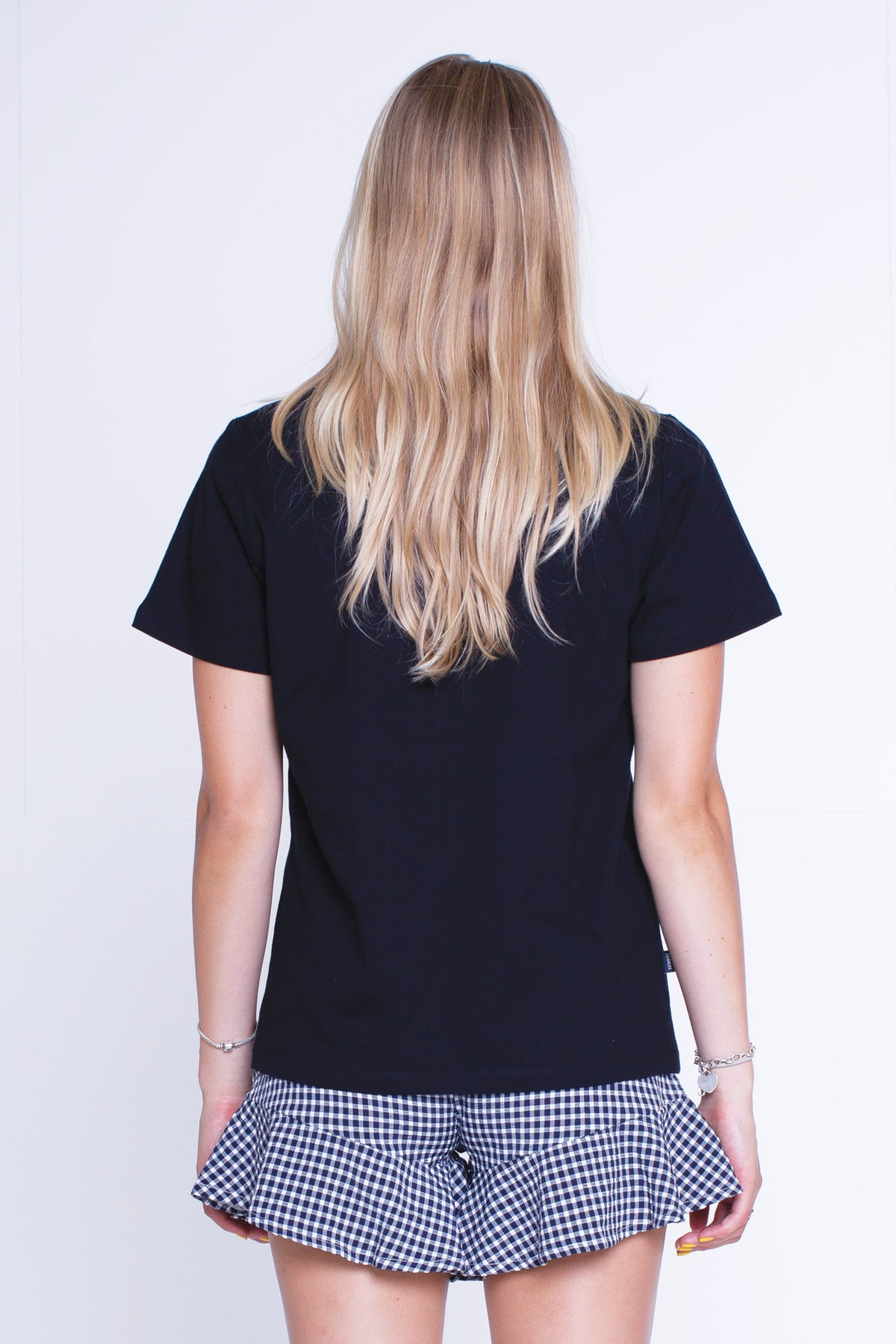 Womens Active Tee - Mavis - Black