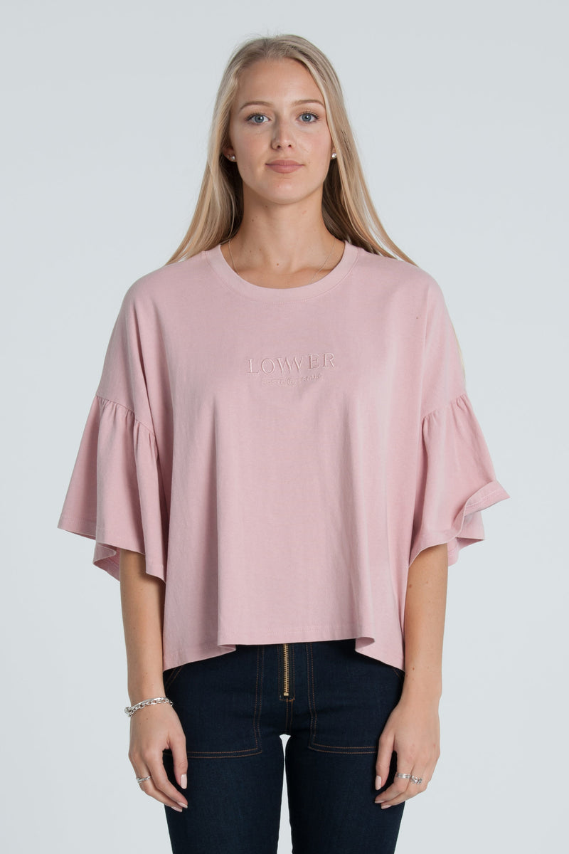 Mazzy Tee - Pink
